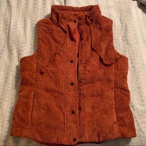 Staccato Corduroy Vest